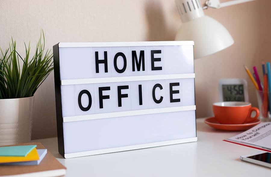 Home Office für Gemeinden, Landratsämter und Behörden