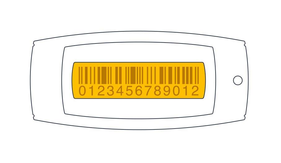 Individualisierung - Barcode